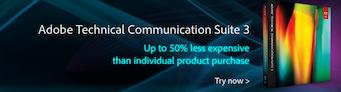 Adobe Technical Communication Suite 3