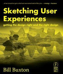Portada de Sketching User Experiences