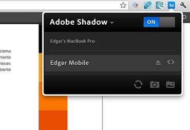 Adobe Shadow