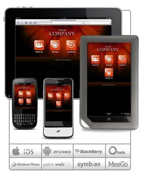 Figura 1 - jQuery Mobile