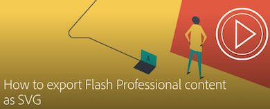 SVG en Flash CC 2014