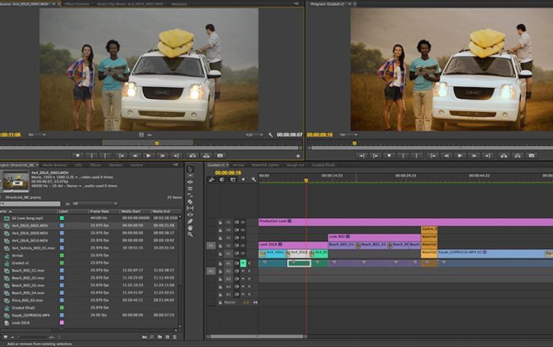 Manejo de Transiciones en Adobe Premiere Pro CC